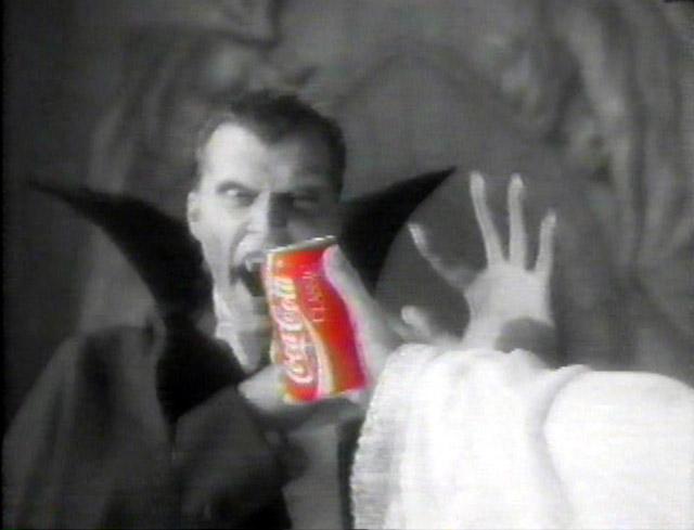 Creepy Commercials Countdown: The Coca-Cola Vampire