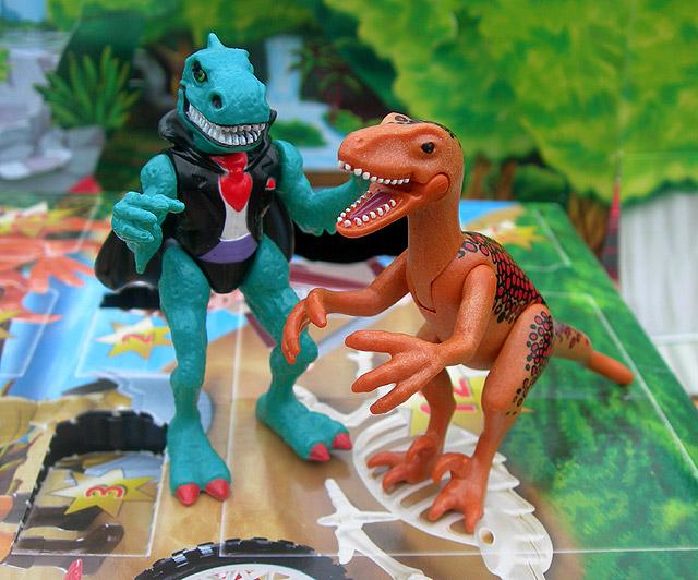 Dino Drac's Advent Calendar: 12/11/12.