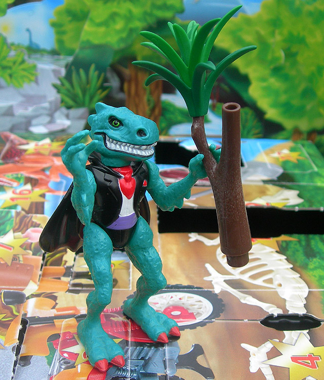 Dino Drac's Advent Calendar: 12/14 - 12/15/12.