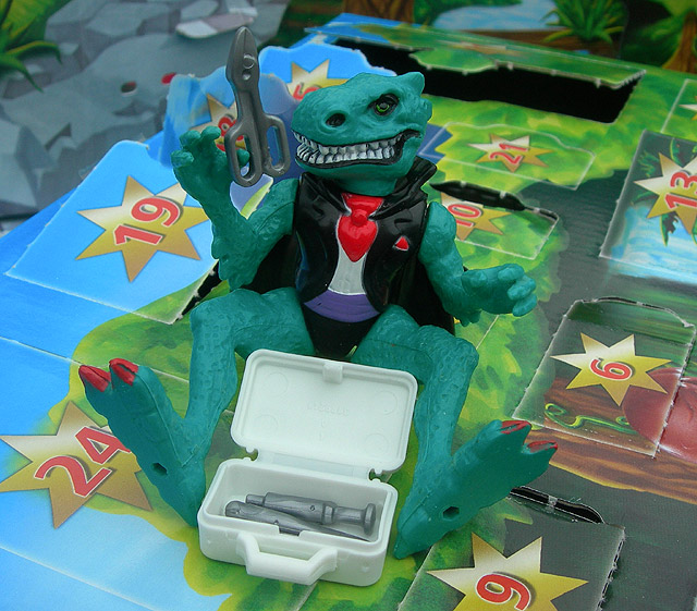 Dino Drac's Advent Calendar: 12/19 – 12/20/12.