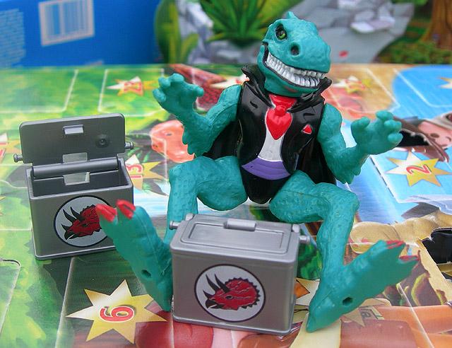 Dino Drac's Advent Calendar: 12/5/12.