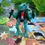Dino Drac's Advent Calendar: 12/6/12.