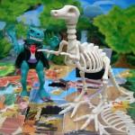 Dino Drac's Advent Calendar: 12/8/12.