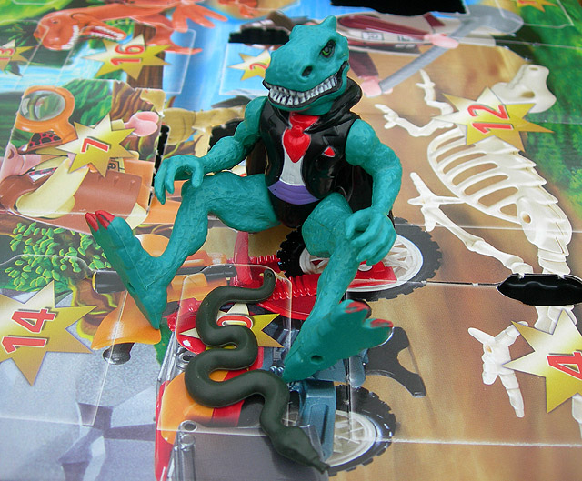 Dino Drac's Advent Calendar: 12/9/12.