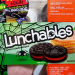 Halloween Lunchables YES!