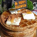 Eggo Seasons Pumpkin Spice Waffles!
