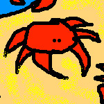 BFCDAW #4: Crabs of Christmas Island.
