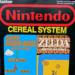 Nintendo Cereal System, from 1988!