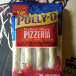 Polly-O Pizzeria String Cheese.