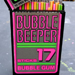 Crazy '90s Bubble Gum!