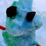 Snowmonster.