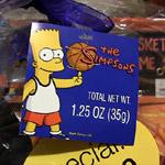 Vlog: The Simpsons Easter Basket!