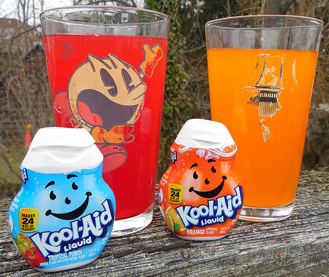 Amazon.com : Kool-Aid Liquid Drink Mix (ORANGE) : Flavored ...