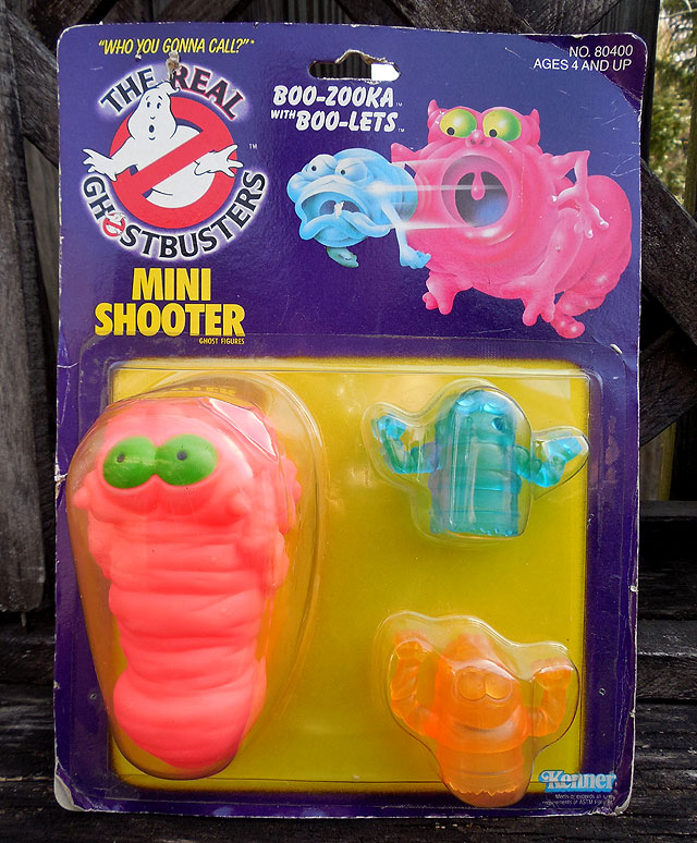 Real Ghostbusters Mini Shooter!
