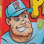 John Cena's Fruity Pebbles.