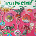 Vintage Vending #11: Dinosaur Park!