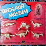 Vintage Vending #12: Dinosaur Museum!