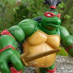 """Ninja Turtles """"Sumo Raphael"""" Figure!"""