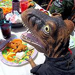 Dinosaur Dracula's 1st Birthday!