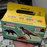 1992 TRU Jurassic Park Treat Box!