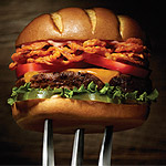 Red Robin's Wolverine Burger!