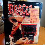 "Epoch's ""Dracula"" Game, from 1982!"