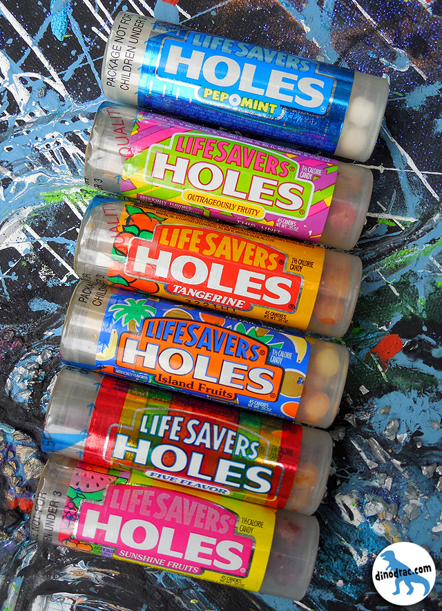 life savers holes they came they saw and while i was convinced that theyd conquered the fact that they no longer exist suggests otherwise