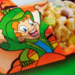 Lucky Charms Halloween Treats!
