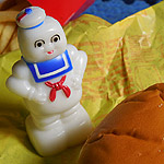 The Real Ghostbusters Happy Meal!