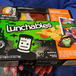 Halloween Lunchables!