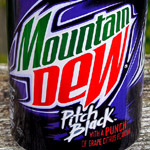 Mountain Dew Pitch Black is BACK!