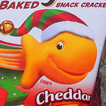 Holiday Goldfish Crackers x1000.