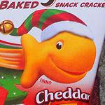 Holiday Goldfish Crackers x1000.