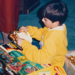 Christmas, 1988. A Photo Journey.