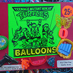 Vintage Vending #19: TMNT Balloons!