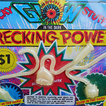 Vintage Vending #21: Wrecking Power!