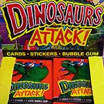 Dinosaur Dracula loves Dinosaurs Attack!
