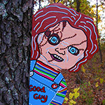 The five best CHUCKY items on eBay.