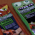 Halloween Lunchables Dessert Packs!