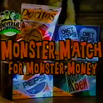 "Doritos' 1991 ""Monster Match"" Sweepstakes!"