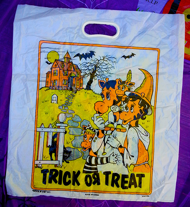 Vintage Halloween Treat Sacks!  c74c91acae10