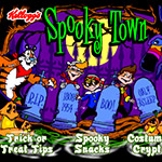 Deadsites: Kellogg's Spooky Town, from 2000!