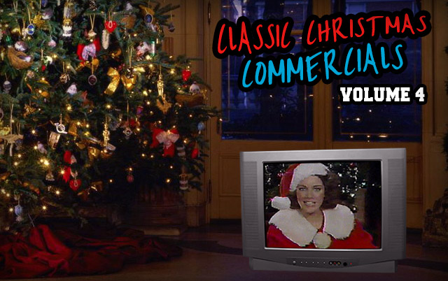 im back with another edition of classic christmas commercials once again donated by our friend larry this is a particularly great batch - Christmas Commercials