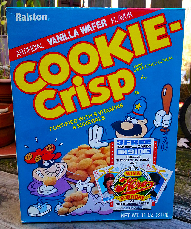 Five Cereals From Beyond The Grave.