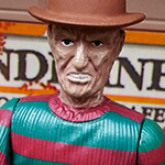 Obscure Nightmare on Elm Street Playset.