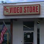 Dino Drac's Video Store.