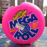 Extremely Old Bubble Gum.