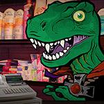 Dino Drac's Corner Store!