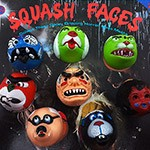 Vintage Vending #23: Squash Faces!