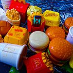Changeables: The BEST Happy Meal Toys.